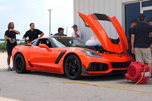 Hennessey's 1,200-HP Corvette ZR1 Destroys C8 Stingray