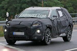 First Look At New Three-Row Chevrolet Blazer XL