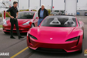 Jay Leno Thinks Gasoline Cars Are A Dying Breed