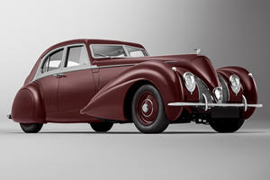 Bentley Recreates Historic One-Off Model Missing For 80 Years