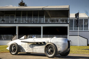 Mercedes Builds The First Silver Arrow Car