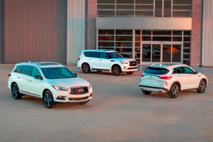 Infiniti Celebrates 30th Anniversary With New Special Edition Models