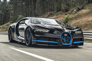 The Bugatti Chiron Could Get Even More Extreme