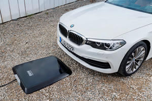 BMW Brings Wireless Charging To The US