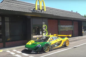 Don't Blame Supercars For This City's Drive-Through Ban