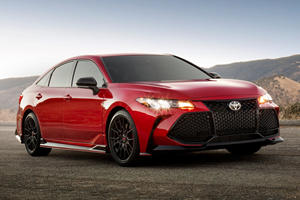 2020 Toyota Avalon TRD Is Actually A Pretty Sweet Deal