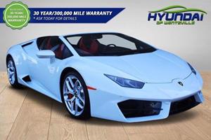 Somebody Traded In A Lamborghini For A Hyundai?