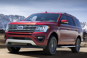 The Best Ford Expedition Trim Is Returning Next Year