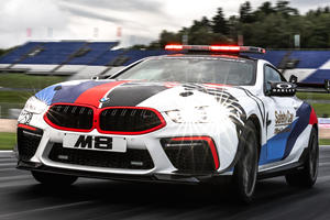 BMW's New M8 Flagship Receives Vital New Assignment
