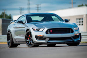2020 Ford Mustang Shelby GT350R Gets GT500-Inspired Upgrades