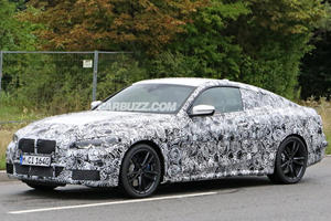 New BMW 4 Series Looks Like A Small 8 Series