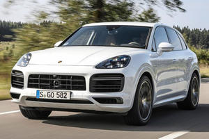 Most Powerful 2020 Porsche Cayenne Is A 670-HP Hybrid