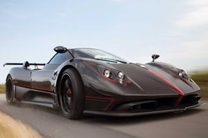 One-Off Pagani Zonda Aether Roadster Could Fetch A Fortune