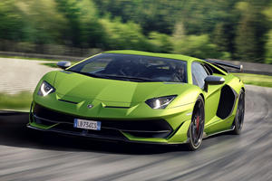 Lamborghini Has Something New Coming This Week