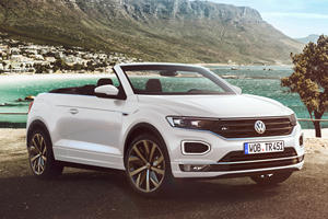 Volkswagen Wouldn't Dare Sell The T-Roc Cabrio In America