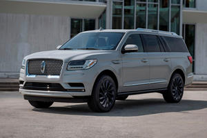 2021 Lincoln Navigator Test Drive Review: Super Size, Super Luxury
