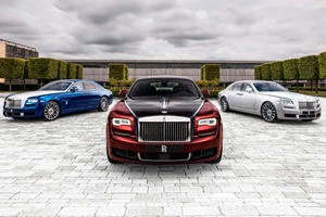Rolls-Royce Ghost Zenith Collection Says Goodbye To A Luxury Icon