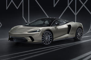 McLaren GT Gets A Stunning Makeover For Pebble Beach