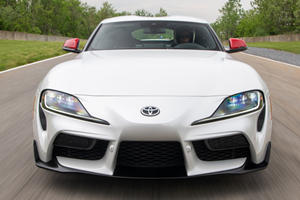 Toyota Supra Already Setting Crazy Fast Quarter-Mile Times
