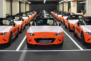 Die-Hard Mazda MX-5 Miata Fans Receive Special Deliveries
