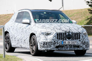 Mercedes-AMG GLA 45 Wants To Assault High-Performance Crossovers