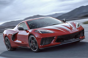 2020 Chevy Corvette Stingray Pricing Officially Announced