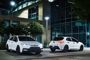 2020 Toyota Corolla Nightshade Packages Lack One Key Ingredient