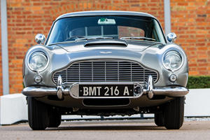 James Bond's Aston Martin DB5 Just Sold For Insane Money