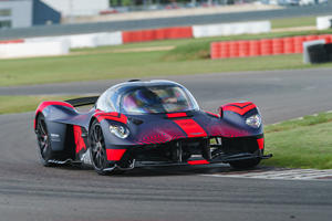 Watch The Aston Martin Valkyrie And Valhalla Cause Some Track Mayhem