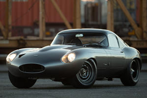 This Stunning Jaguar E-Type Begs To Be Driven