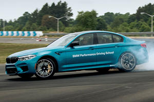 Want To Perform Tire-Squealing Laps? BMW Will Gladly Teach You