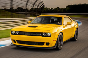 Dodge Challenger Buyers Are NOT Who We Thought