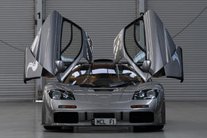 Ultra-Rare McLaren F1 LM-Spec Sold For Record-Smashing Price