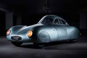 Porsche Type 64 Is The Biggest Auction Failure Of All Time
