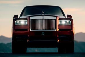 Rolls-Royce Cullinan Has A Surprise For The Bentley Bentayga