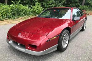 Weekly Craigslist Hidden Treasure: 1987 Pontiac Fiero GT