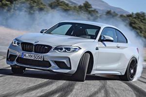 New Hardcore BMW M2 CS Finally Has Reveal Date