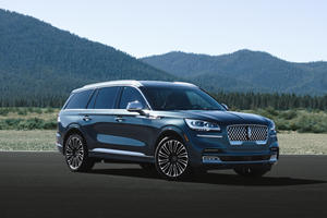 Lincoln Aviator Hybrid