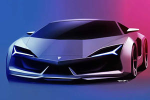 Next-Generation Lamborghini Aventador Could Look Like This