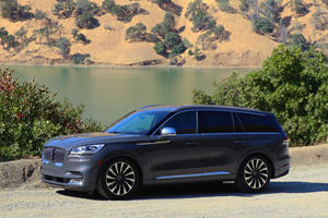 2020 Lincoln Aviator First Drive Review: Reinventing American Luxury