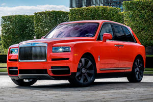 Rolls-Royce Cullinan Built For Poor Kid Turned Millionaire