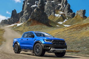 "Ford's New ""Racing Series"" Has The Coolest Name"