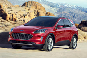 2020 Ford Escape Sweet Spot Trim Has One Key Feature