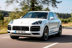 2020 Porsche Cayenne Turbo S E-Hybrid First Look Review: Horsepower Heaven