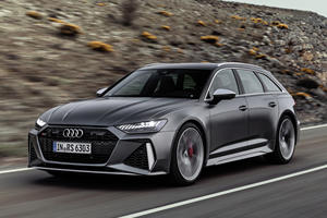 Finally! 591 Horsepower Audi RS6 Avant Is Coming To America