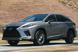 Lexus' Sportiest Crossover Ever Receives Some Major Help