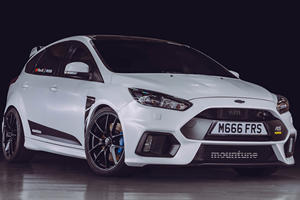 Ford Focus RS Delivers Supercar Performance