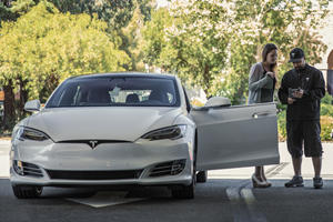 You'll Never Guess Who's Suing Tesla Now