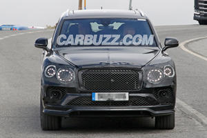 What Is Bentley Hiding With This Bentayga Refresh?