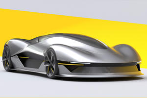 Is This The Hypercar Of The Future?